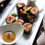 Sushi role