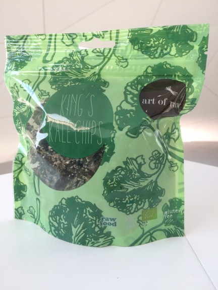 King's Kale Chips 35g